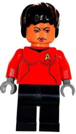 Star Trek (Uhura) - Custom Designed Minifigure